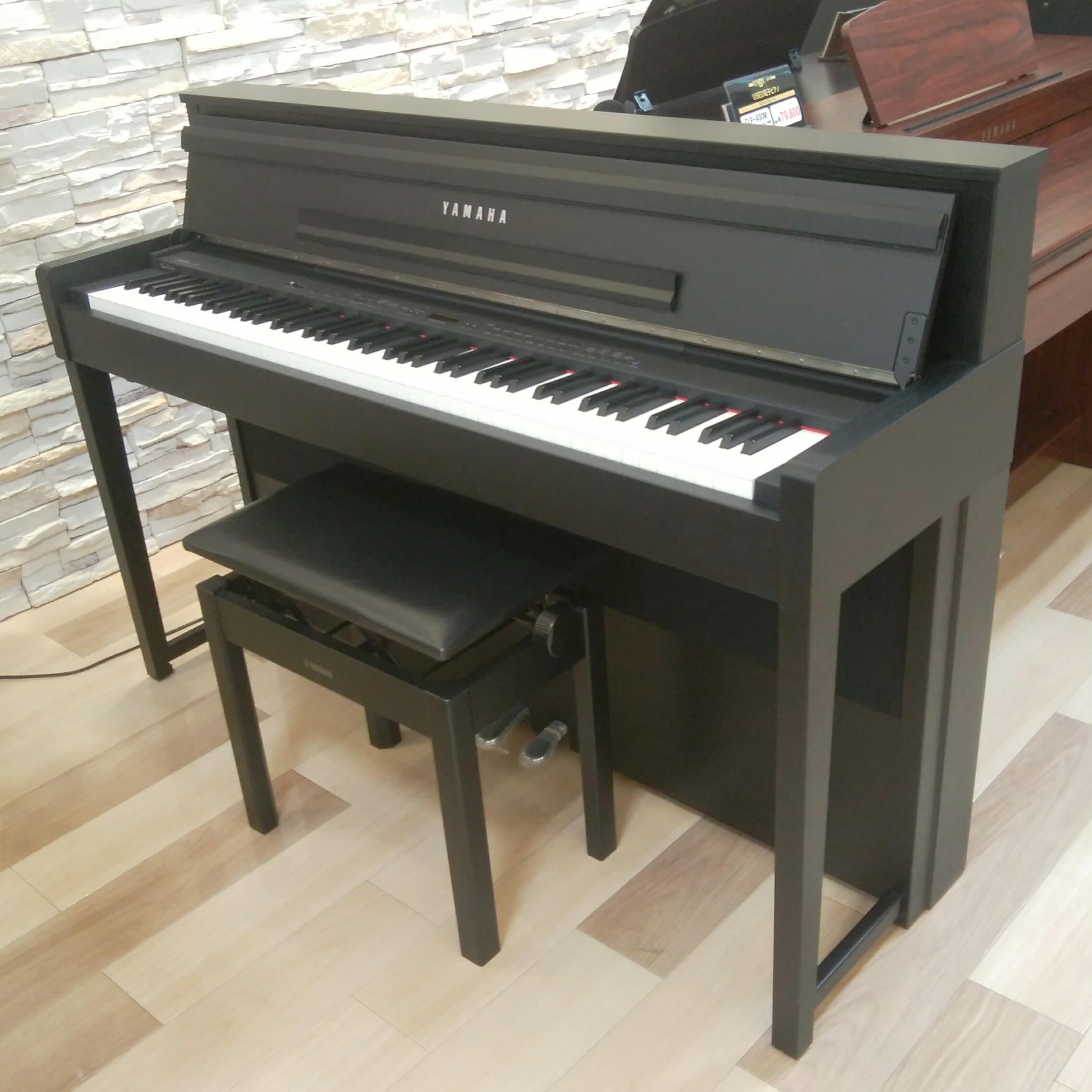 中古電子ピアノ【CLP-S406】クラビノーバ