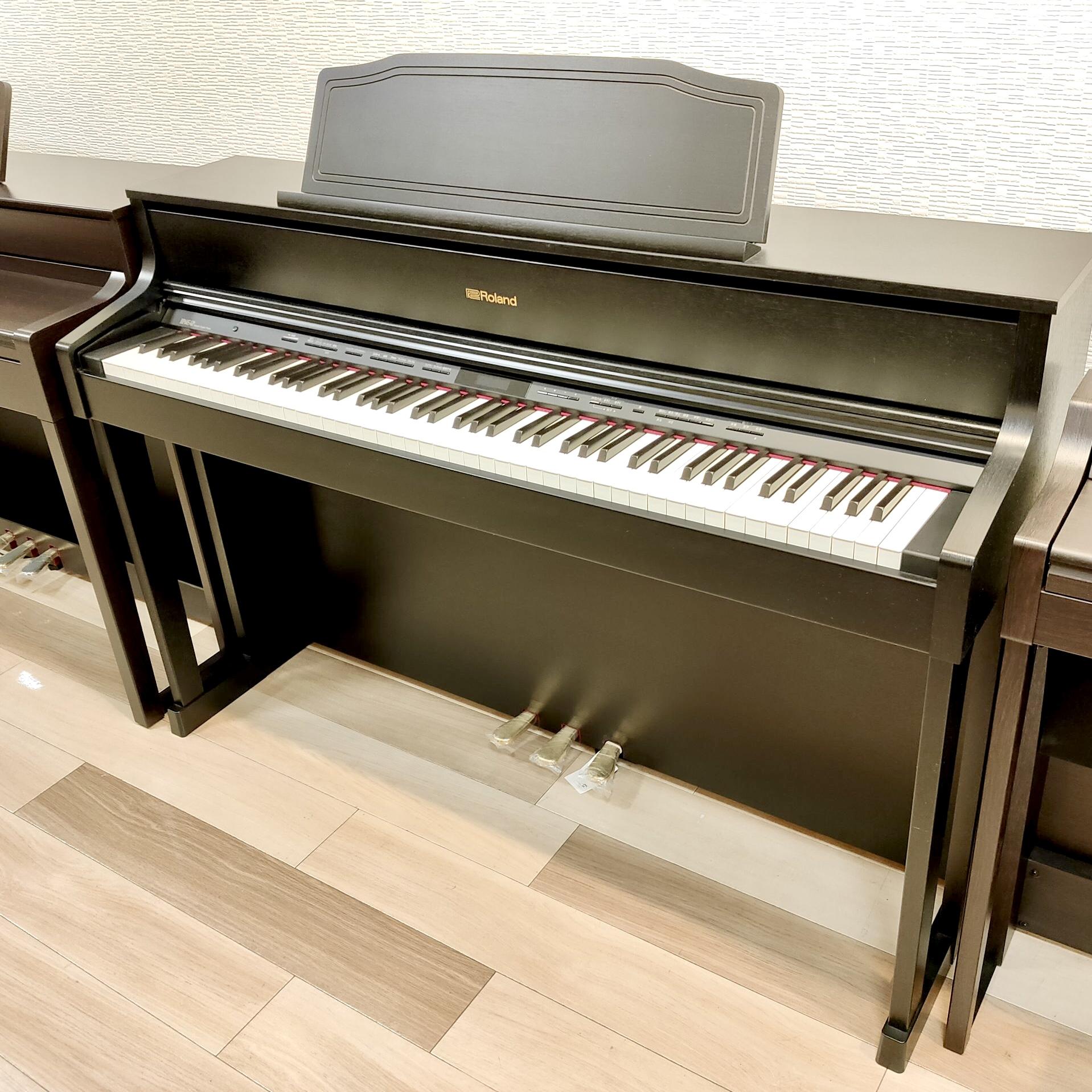 中古電子ピアノ【Roland/HP-605GP】愛知サロン