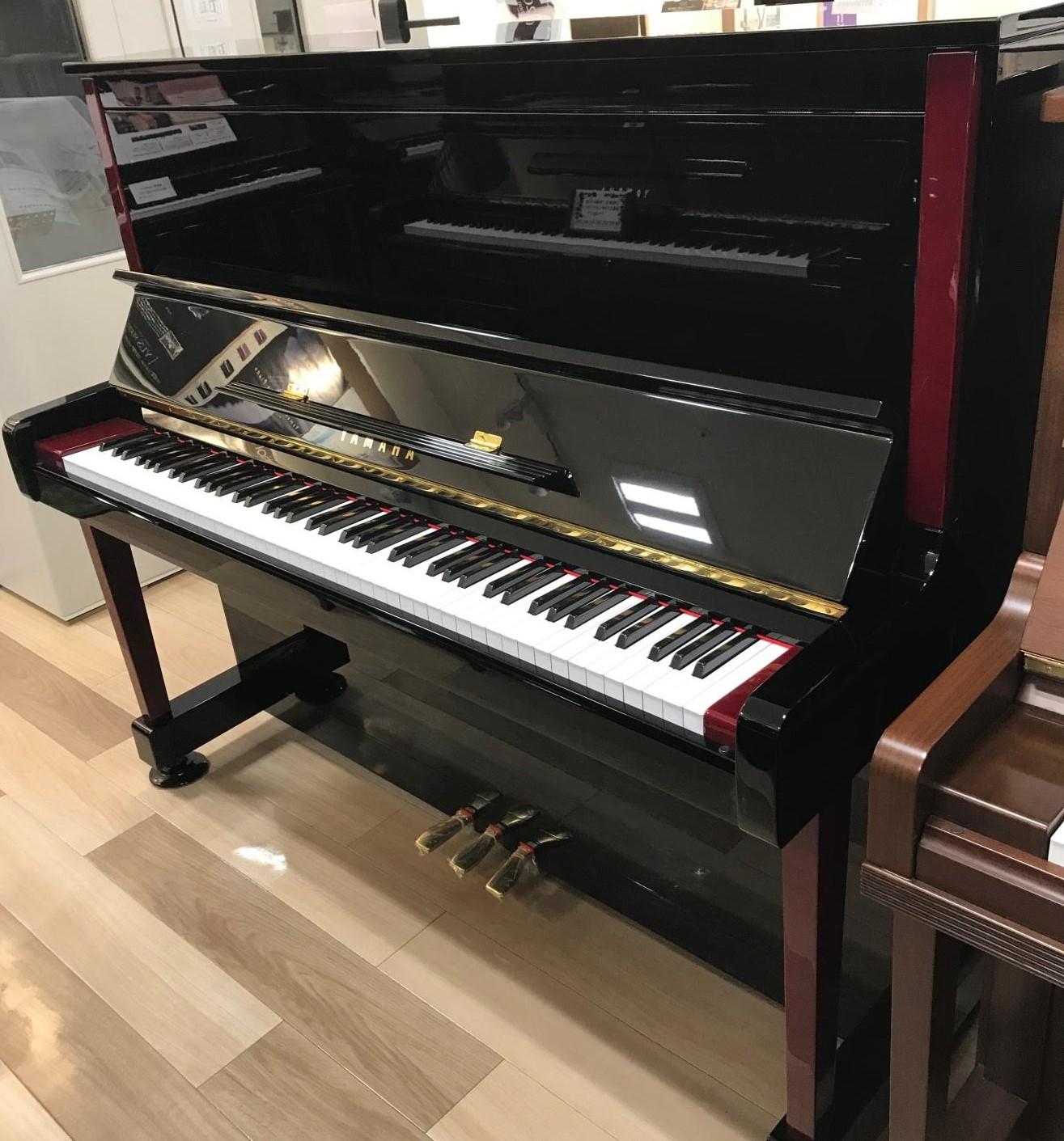 中古アップライトピアノ【ヤマハ/MX100MR】愛知サロン