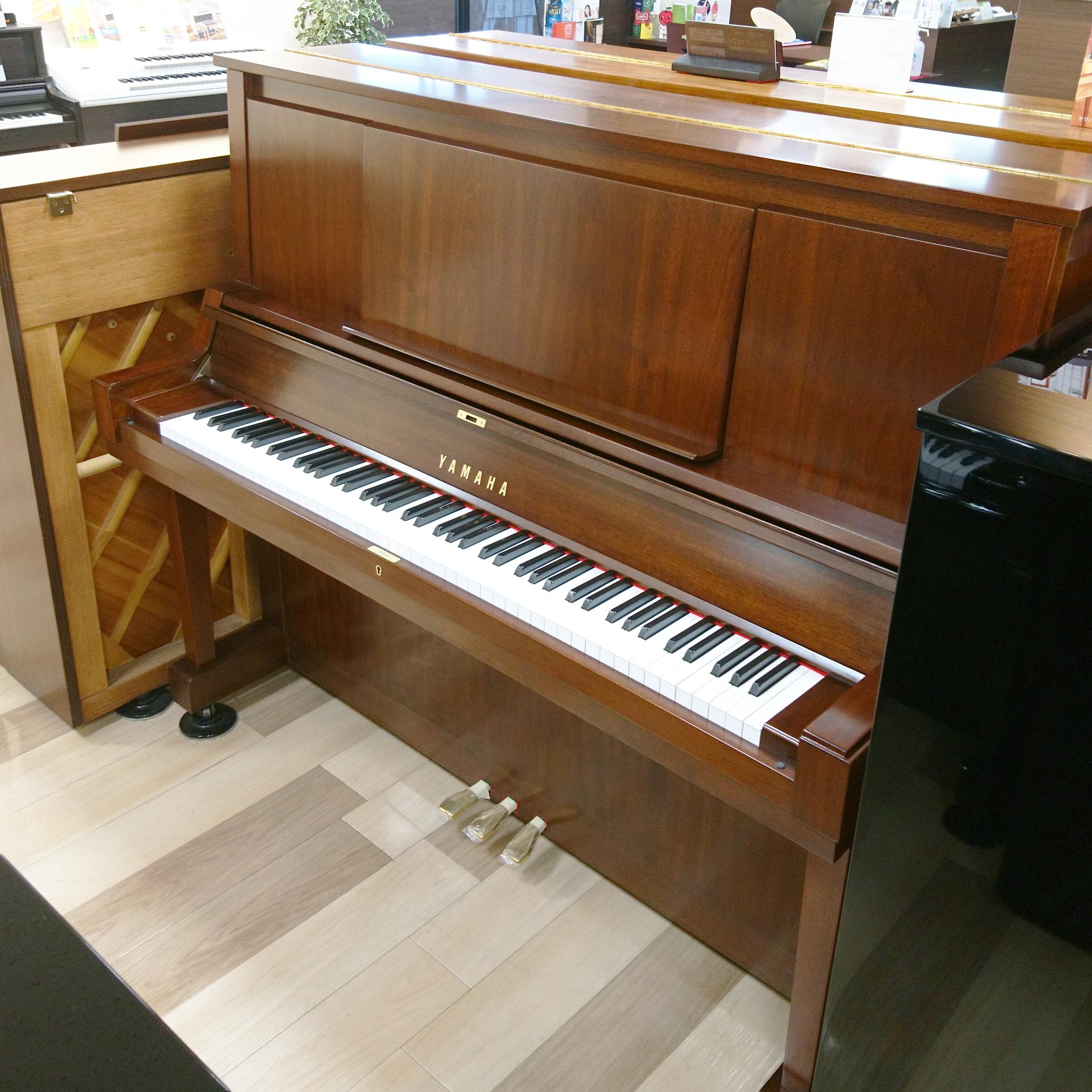 中古アップライトピアノ【ヤマハ/W102】愛知サロン