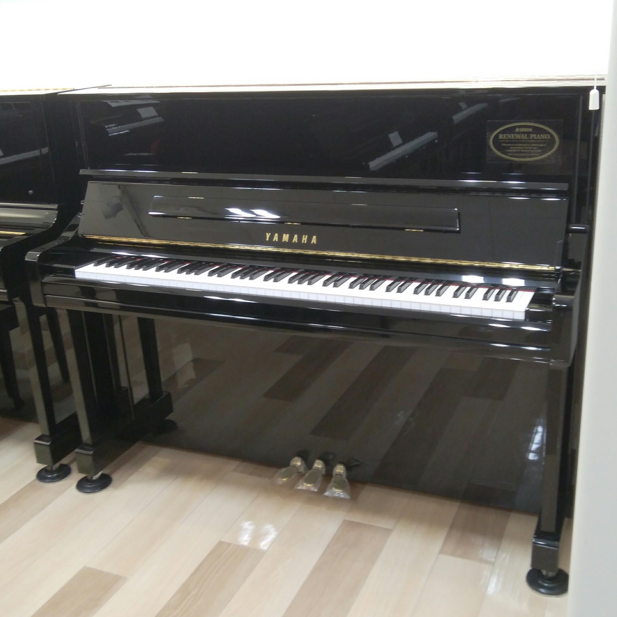 中古アップライトピアノ【YU11】