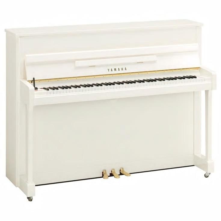 アップライトピアノ【ヤマハ/b113PWH】愛知サロン
