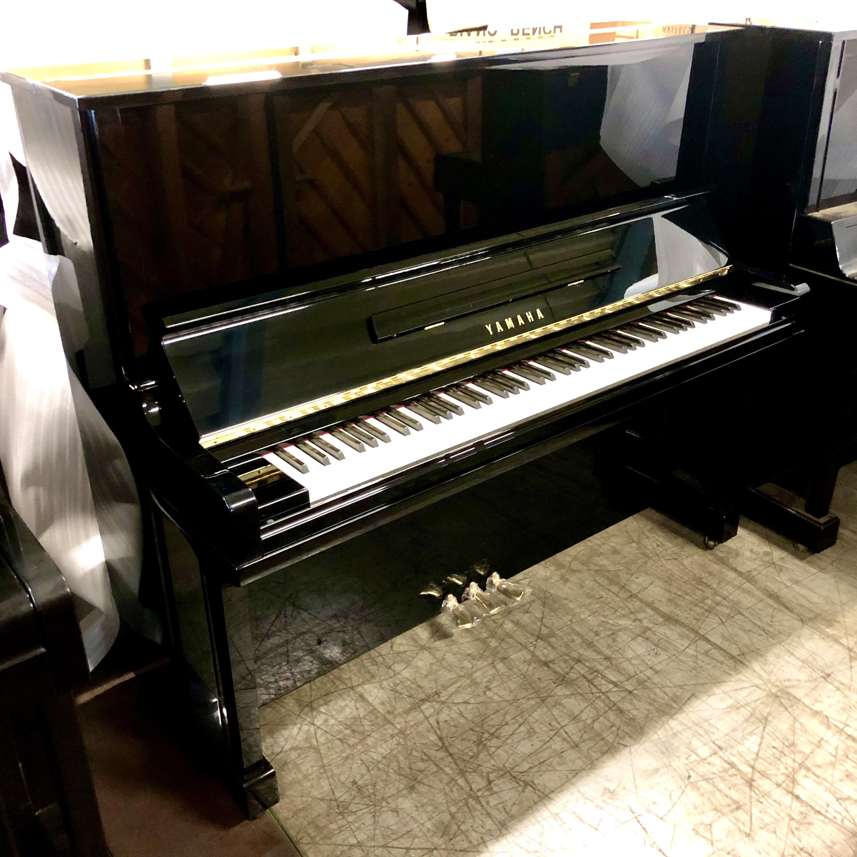 中古アップライトピアノ【ヤマハ/U30BL】愛知倉庫