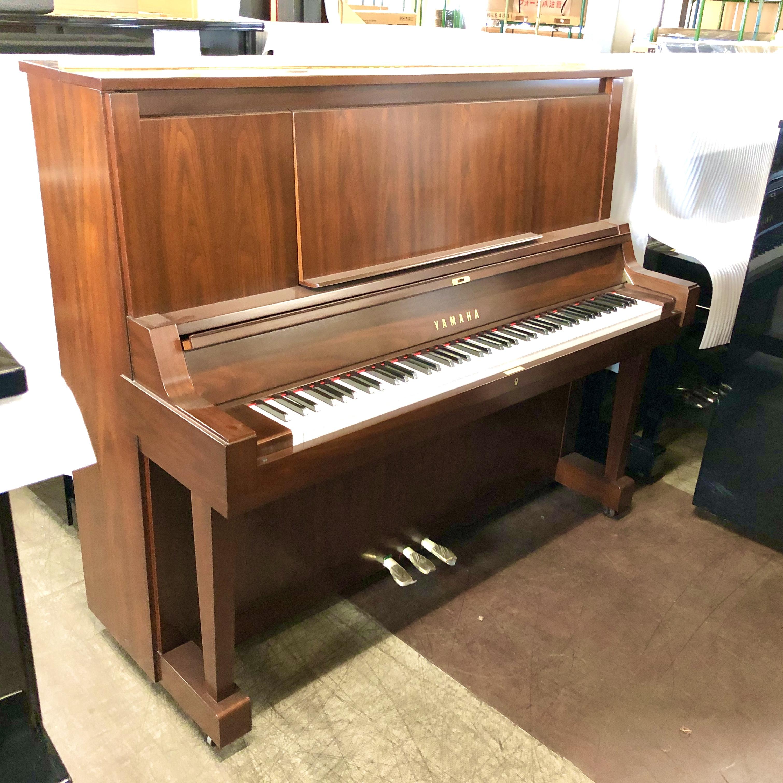中古アップライトピアノ【ヤマハ/W102B】愛知倉庫